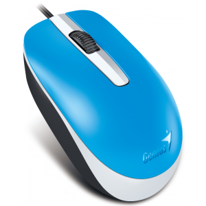 Mouse Genius DX-160 Fits Both Hands