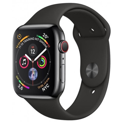 Smart Saat Apple SE 44mm Space Gray