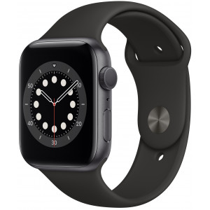 Smart Saat Apple Series 6 44mm Space Gray