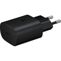 Adapter Samsung Type-C (25W) EP-TA800 Black