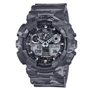 Casio EXCLUSIVE GA-100CM-8ADR