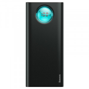 Power Bank Baseus Quick Charge 20000mAs Black
