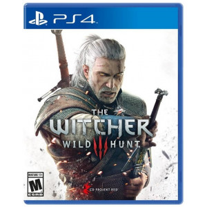 PlayStation 4 The Witcher 3 Wild Hunt
