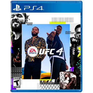 PlayStation 4 UFC4