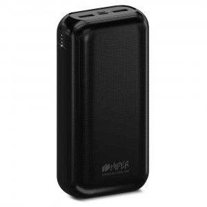 Power Bank Hiper RPX30000 30000mAs Black