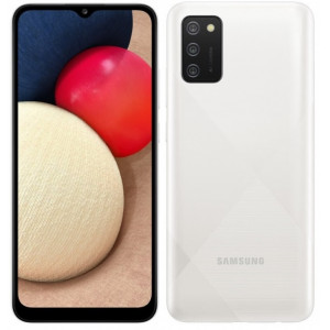 Samsung Galaxy A02s 3-32GB White
