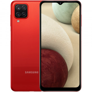 Samsung Galaxy A12 32GB Red