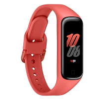 Fitnes Qolbağı Samsung Galaxy Fit2 Red