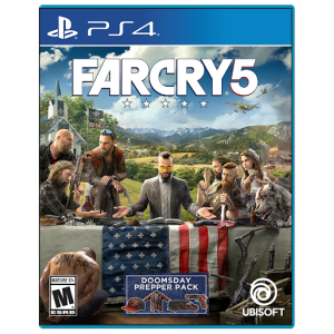 PlayStation 4 Far Cry 5