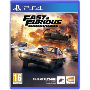 PlayStation 4 Fast & Furious Crossroads