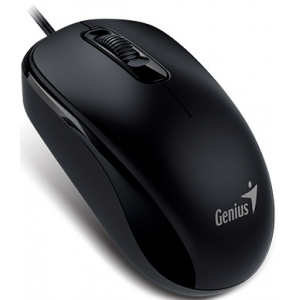 Mouse Genius DX-110 G5 Black