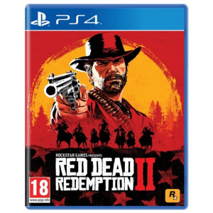 PlayStation 4 Red Dead Redemption 2