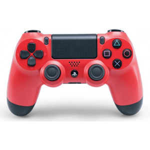 PlayStation 4 Joystick Red