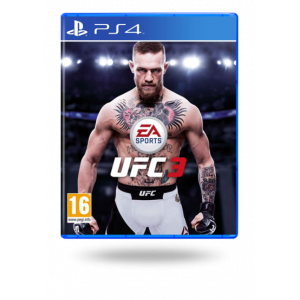 PlayStation 4 UFC3