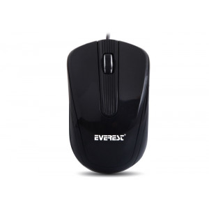 Mouse Everest SM-249 Usb Qara