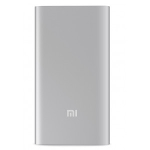 Power Bank Mi 5000 mAs Gümüşü