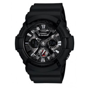 Casio Exclusive GA-201-1ADR