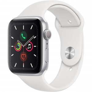 Smart Saat Apple Series 5 44mm Silver