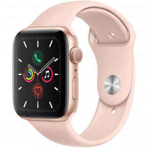 Smart Saat Apple Series 5 44mm Gold