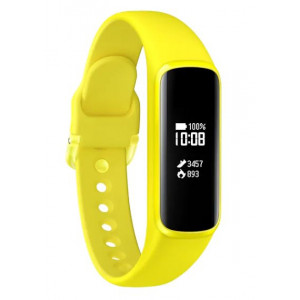 Fitnes Qolbağı Samsung Galaxy Fit e Yellow