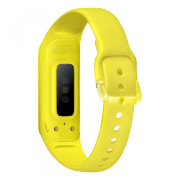 Smart Saat Samsung Galaxy Fit e Yellow