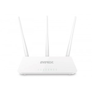 Everest EWR-F303 2.4GHz 300Mbps Ağ