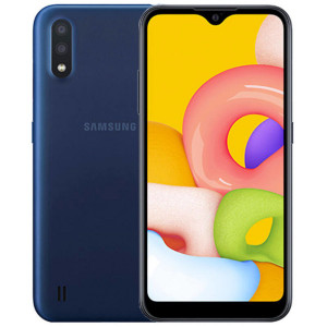 Samsung Galaxy A01 2-16GB Mavi