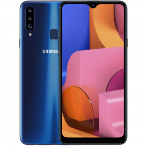 Samsung Galaxy A20s 4-64GB Mavi Outlet