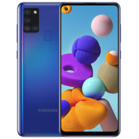 Samsung Galaxy A21s 64GB Blue