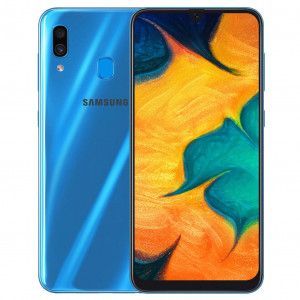 Samsung Galaxy A30 3-32GB Mavi Outlet