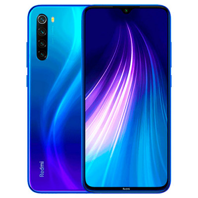Xiaomi Redmi Note 8 64GB Mavi