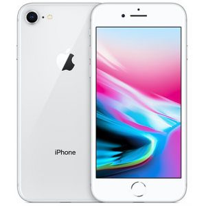 Apple iPhone 8 64GB Silver Outlet